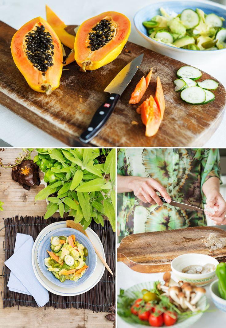 Meer dan 1000 idee n over tropische keuken op pinterest tropische woonkamers keukens en frans - Serveren eiland keuken ...