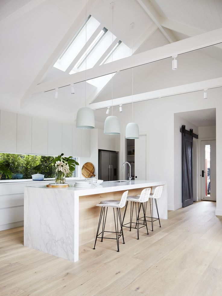 Celebrity Kitchens with Caesarstone: Part Two   best images open kitchen design