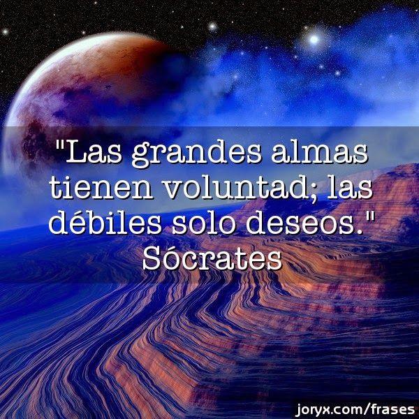 FRASES DE SOCRATES CON IMAGENES