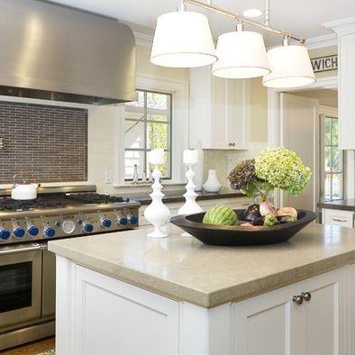 3 light pendant fixture over island kitchen reno pinterest