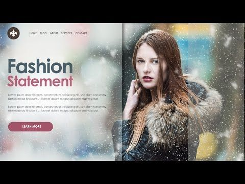 How to Design Creative Website Header in Photoshop | Web Design Tutorials -  #webdesign #website #freetools #onlinemarketing #seo Please check my other videos at Learn How to design a Website Header in Photoshop CS6/CC.  Header is the first things which visitors notice upon arriving at your website is the header. Check out the most creative website headers in this... - #WebDesignTips