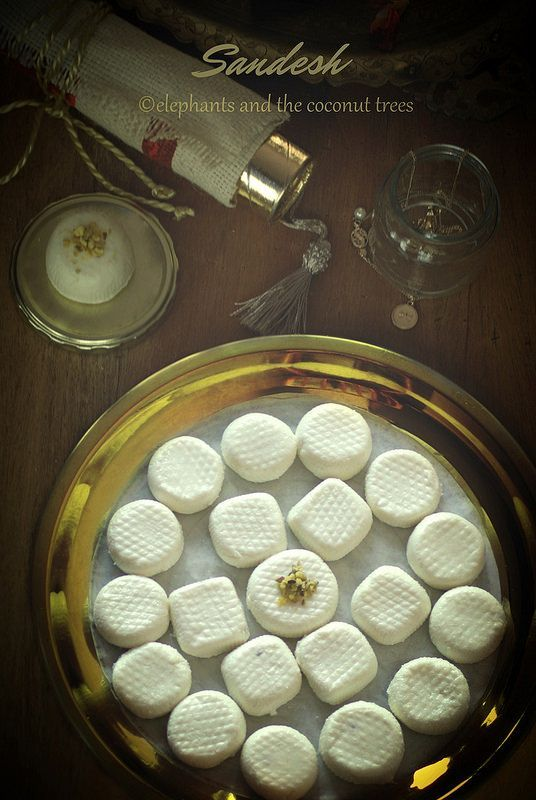 elephants and the coconut trees: Sandesh / Kacha golla / Traditional Bengali Sweet
