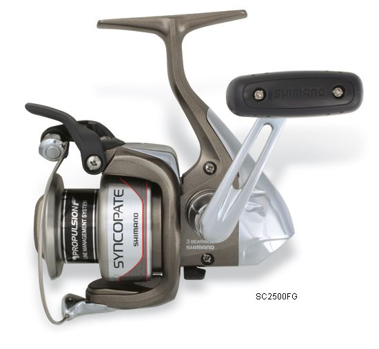 JCT❤️.  Shimano Syncopate FG Spinning Reels - TackleDirect