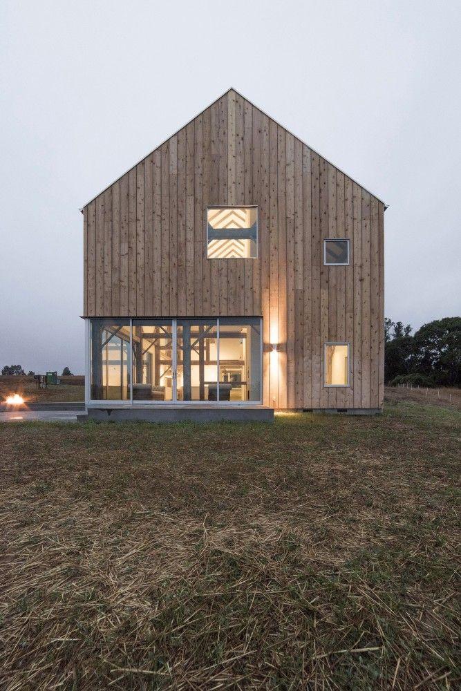 Sebastopol Barn House by Anderson Anderson Architecture