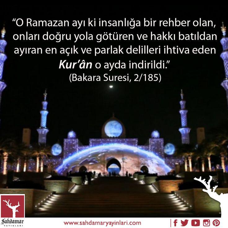 HOŞGELDİN ONBİR AYIN SULTANI RAMAZAN... #sahdamar #şahdamaryayınları #book #kitap #dua #pray #ramadan #ramazan #onbirayınsultanı #ramazan #mübarekay #ucaylar #mubarekaylar #ramazanayı