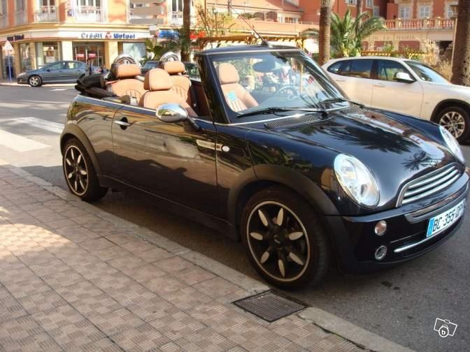 mini cooper cabrio - I WANT ONE!!!