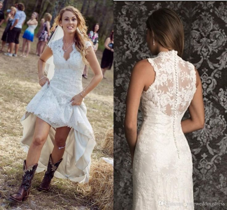 Backless Beach Wedding Dresses V Neck Flowing Vintage Boho: Best 25+ Unusual Wedding Dresses Ideas On Pinterest