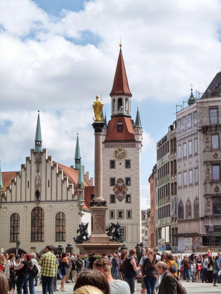 Viajar con Grace: Que ver y que hacer en Múnich