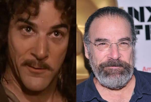 Inigo Montoya/Mandy Patinkin | What 47 Actors From Your Favorite Childhood Movies Look Like Now  <3