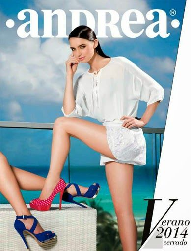 catalogo andrea 2014 verano calzado