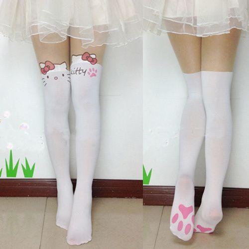 Hello Kitty stockings