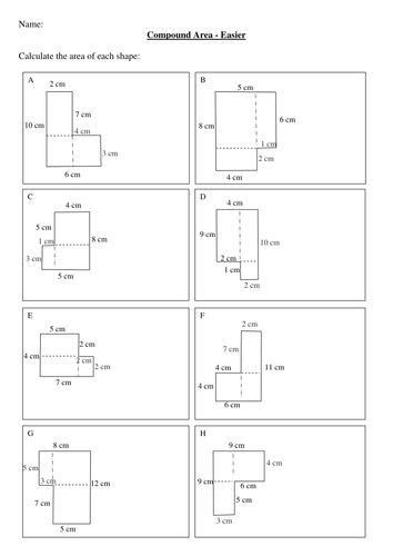 best 25 area worksheets ideas on pinterest. Black Bedroom Furniture Sets. Home Design Ideas