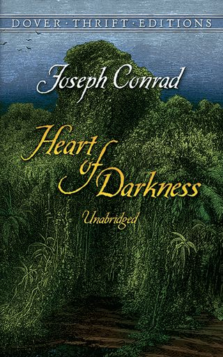 The use of light in the short story heart of darkness by james conrad