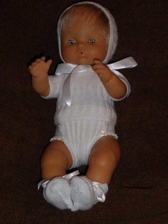 ¿Tienes algún muñeco antiguo al que quieras vestir? ¿Tu nenuco necesita ropa nueva? ¿ Ese muñeco que has comprado viene con una ropita muy ...