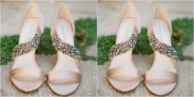 Vemale.com: 10 Sepatu Wedding Favorit Para Pengantin Wanita