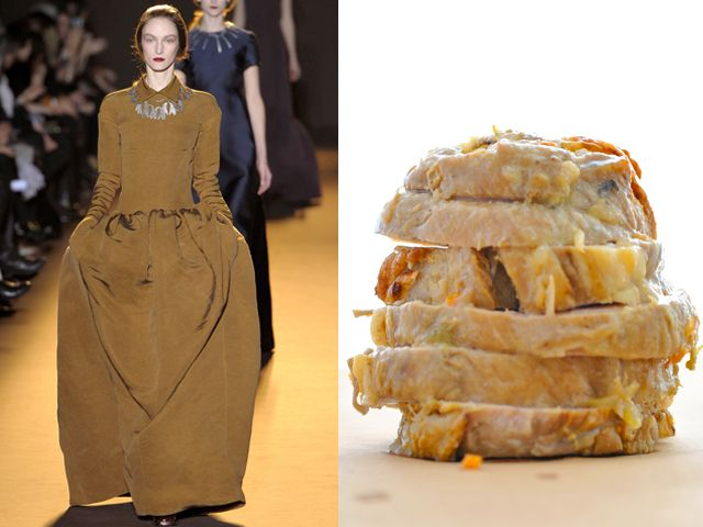 Rochas fw 2012-13 / Roast and potatoes