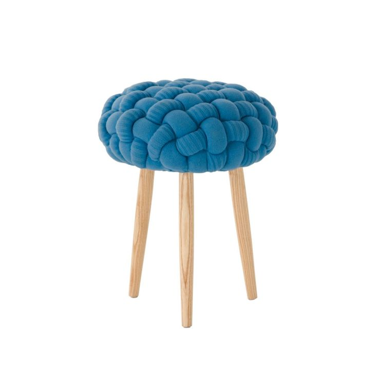 Banco Knitted Stools