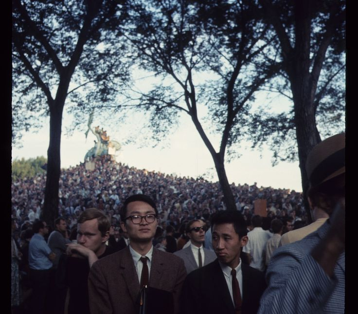 1968 Democratic National Convention protest activity - Wikipedia