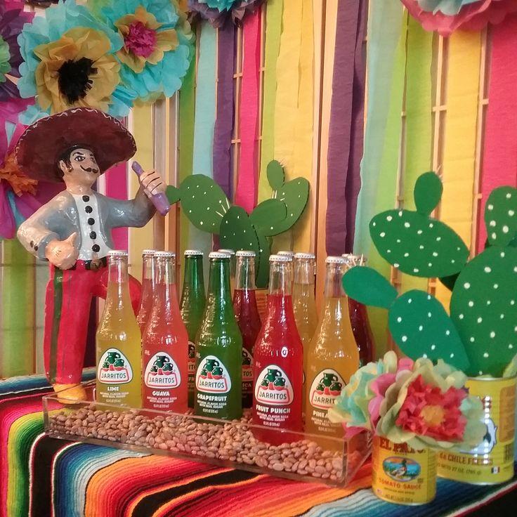 Mexican Fiesta styling by Pretty Little Showers