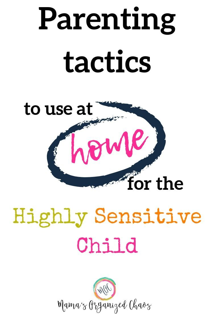 Highly Sensitive Child Parenting Strategies