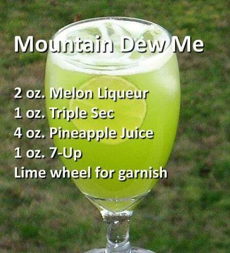 Mountain dew me