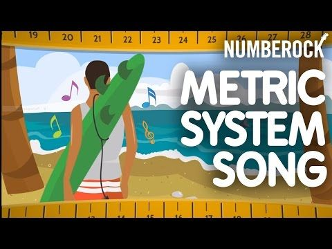 Metric System Conversions Song For Kids | Measurement Rap by NUMBEROCK - YouTube
