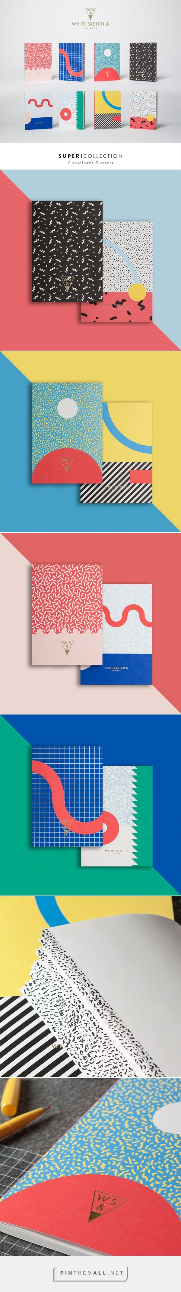 Write Sketch & | Super Collection | Notebooks Designed by Officemilano