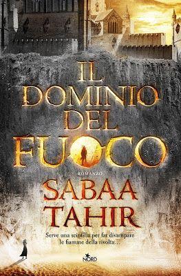 """Leggere Romanticamente e Fantasy: Da oggi in libreria """"IL DOMINIO DEL FUOCO"""" di Saba..."""