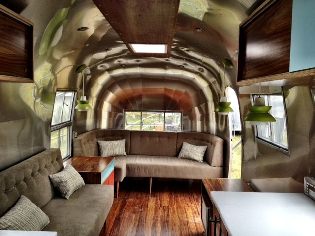 Airstream Travel Trailers >> Alumafandango_40ft5 | Nat Arnold | Pinterest | Airstream, Airstream renovation and Rv