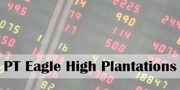 7. PT Eagle High Plantations Tbk (BWPT)