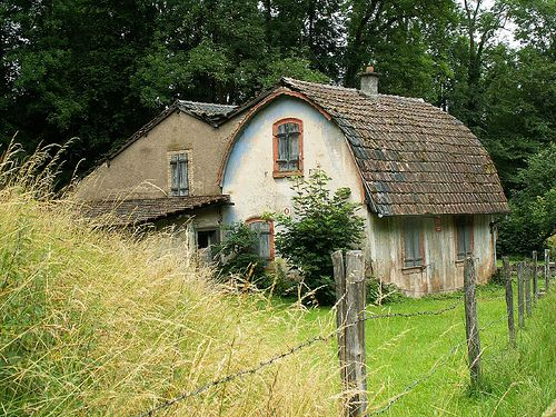 Maison abandonnée (Altkirch)