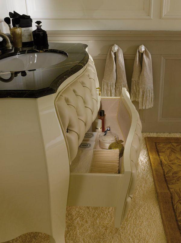 Cameo bathroom furniture drawers.