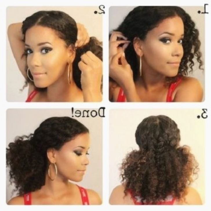 Hairstyles For Poofy Curly Hair Curly Hairstyles Hairstylesforcurlyhair Poofy Curly Hair Styles Naturally Natural Hair Tutorials Curly Hair Styles
