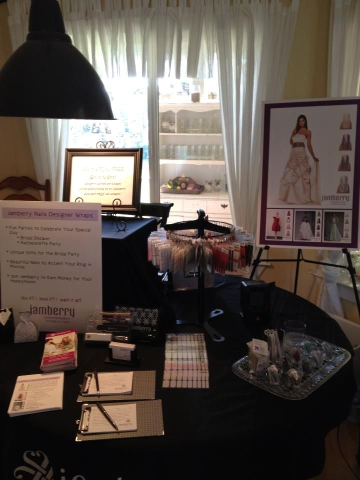 #jamberry #booth #openhouse
