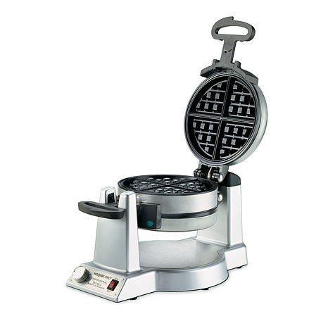 Waring Pro Double Belgian Waffle Maker at HSN.com