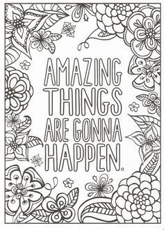 Image Result For Coloring Christian Affirmations
