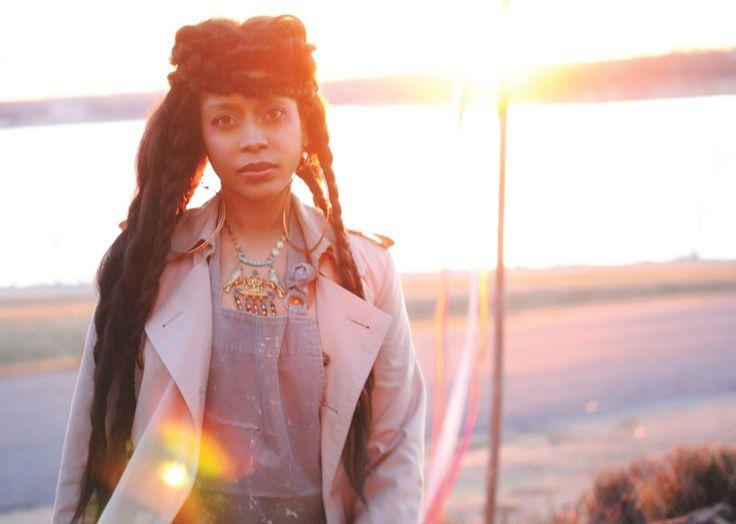 1000+ Images About Erykah Badu Fashion On Pinterest
