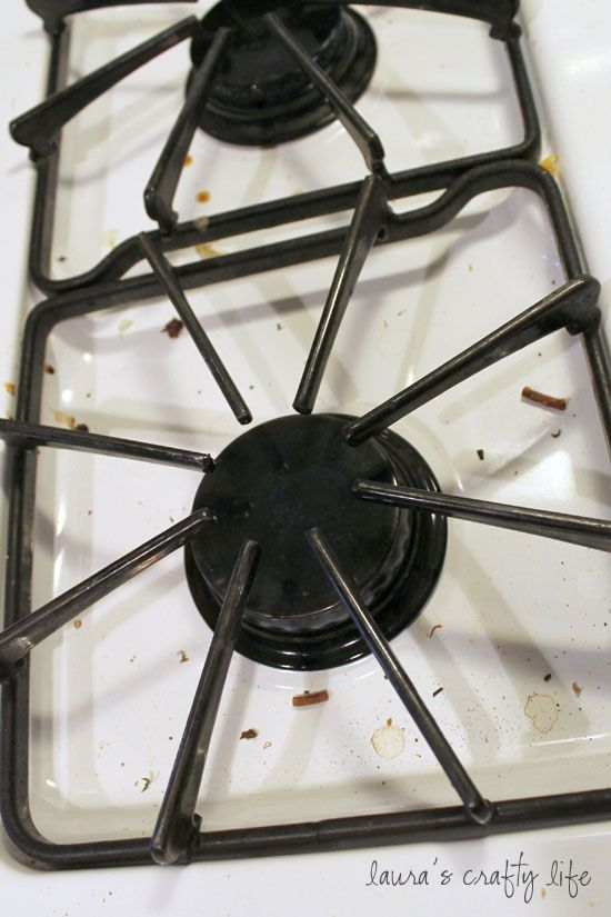Clean Stove Top Part - 20:  Clean Stove Top Nice Ideas
