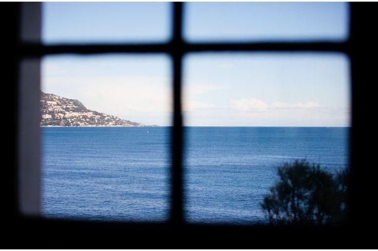 View from Villa Kérylos, Côte d'Azur France; photo by Iconoclash Photography