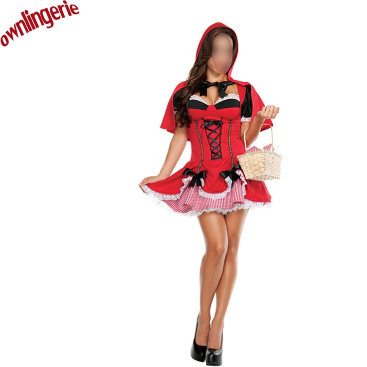 ==> [Free Shipping] Buy Best Cosplay Party/Halloween Little Red Riding Hood costumeShort Petticoat Xmas Red Riding Hood costumeHoodwinked Fancy Dress Online with LOWEST Price   32765210101