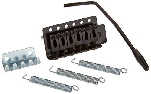 1pc High Quality Black Tremolo Bridge for Strat Electric Guitar SET Replacement
