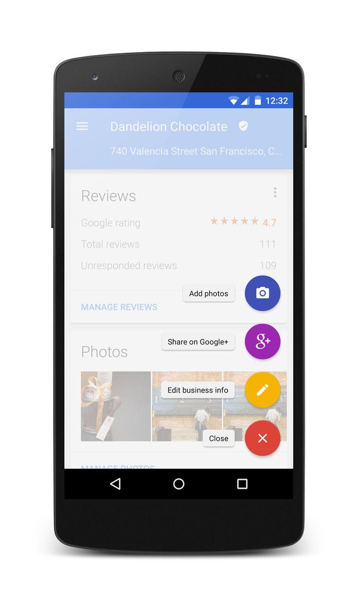 Hvis du bruger Google + i din virksomhed, er der nu kommet en APP til styring af din Google plus side.