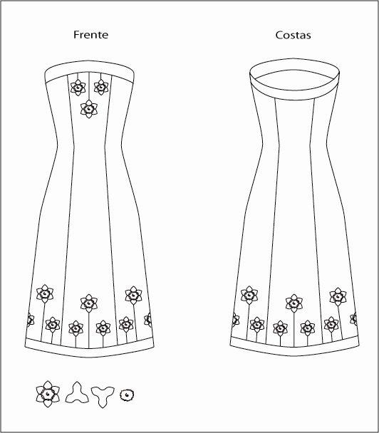Encantador Plantilla De Vestido De Muñeca De Papel Ilustración ...