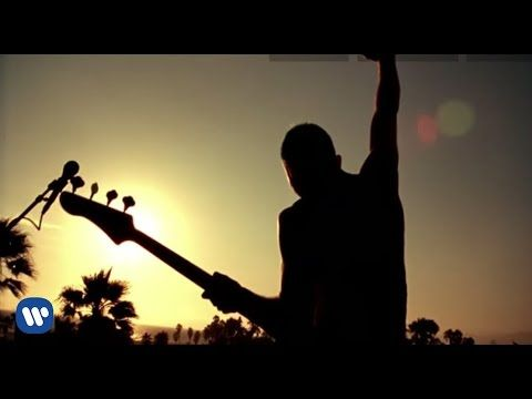 Red Hot Chili Peppers - The Adventures of Rain Dance Maggie [Official Music…