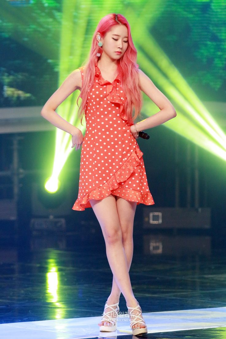 Melody Day Chahee @ Show Champion