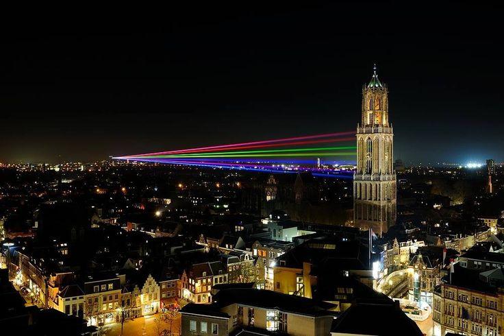 Utrecht by night!