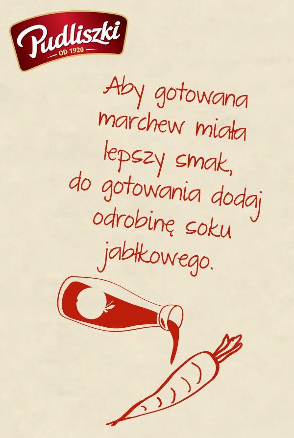 Kuchenne sztuczki #porady #kulinarne #marchew #sok #jabłkowy