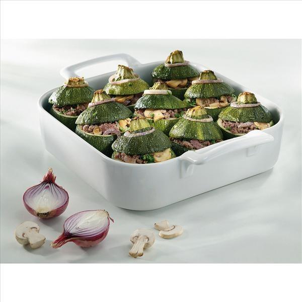 REVOL Plat carré profond - Belle Cuisine  Et de nombreux autres articles sur www.cuisineplaisir.fr