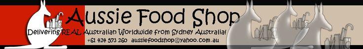 Aussie Food shop
