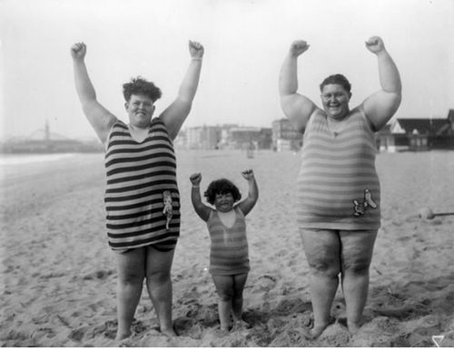 a summer manifesto for fatties if your summertime is